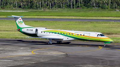 PK-RJM - Embraer ERJ-145LR - Indonesia Morowali Industrial Park