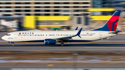 A picture of N809DN - Boeing 737932(ER) - Delta Air Lines - © Mateo Skinner