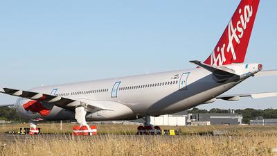 A picture of FWWCX - Airbus A330 - Airbus - © Wojtek Kmiecik