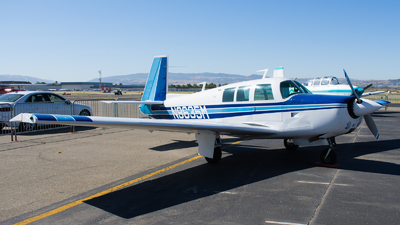 N9635M - Mooney M20F - Private