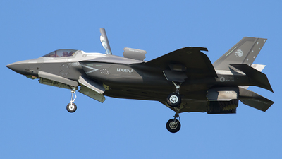 MM7452 - Lockheed Martin F-35B Lightning II - Italy - Navy