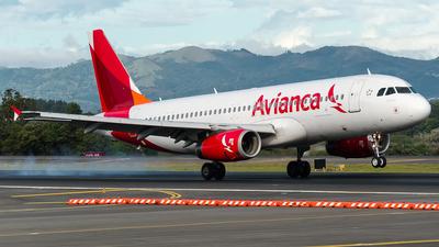 N499TA - Airbus A320-233 - Avianca Central America