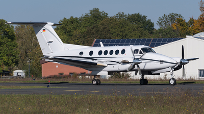 D-IVIP - Beechcraft B200 Super King Air - Star Wings Dortmund