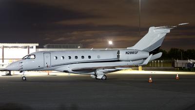 N288SF - Embraer EMB-550 Legacy 500 - Private