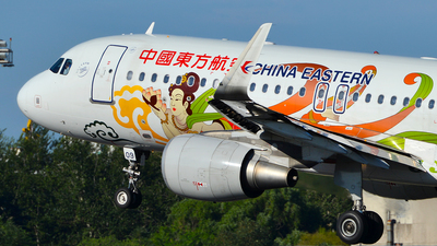 B-1609 - Airbus A320-214 - China Eastern Airlines