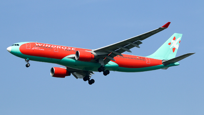 UR-WRQ - Airbus A330-223 - Wind Rose Aviation
