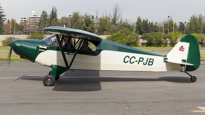CC-PJB - Piper PA-12 Super Cruiser - Private