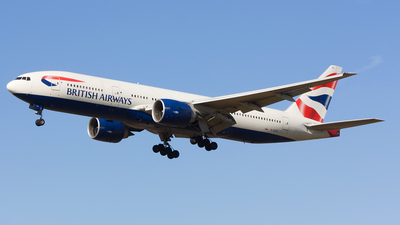 G-ZZZC - Boeing 777-236 - British Airways