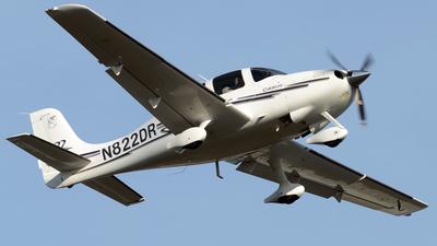 N822DR - Cirrus SR22 - Private