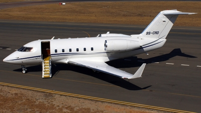 9S-CRD - Canadair CL-600-1A11 Challenger 600S - Private