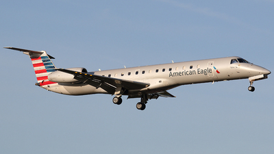 N699AE - Embraer ERJ-145LR - American Eagle (Piedmont Airlines)
