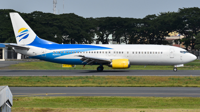 N285XA - Boeing 737-4Q8 - iAero Airways