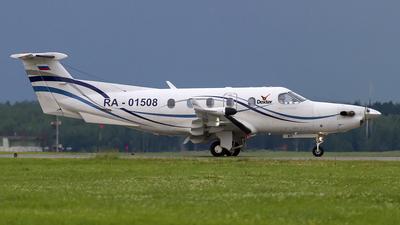 A picture of RA01508 - Pilatus PC12/45 - [471] - © Aktug Ates