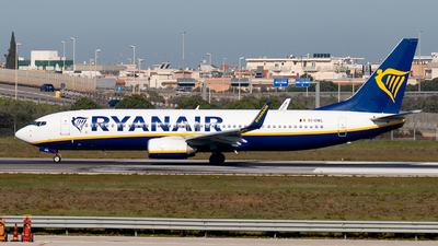 EI-DLW - Boeing 737-8AS - Ryanair