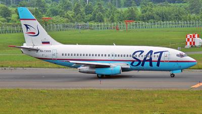 RA-73005 - Boeing 737-232(Adv) - Sakhalinskie Aviatrassy (SAT)