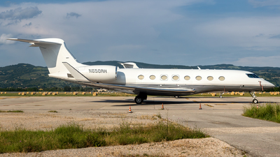 N650RH - Gulfstream G650 - Private