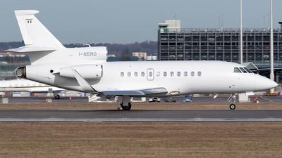 I-NEMO - Dassault Falcon 900LX - Compagnia Aeronautica Italiana (CAI)