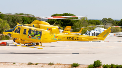 EC-KVC - Bell 412EP - Inaer