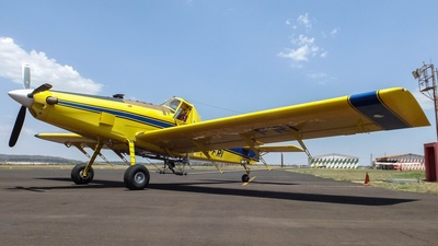 PT-FRI - Air Tractor AT-502B - Private