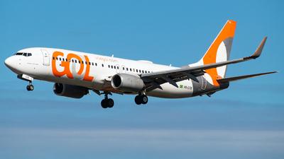 PR-GTB - Boeing 737-8EH - GOL Linhas Aéreas