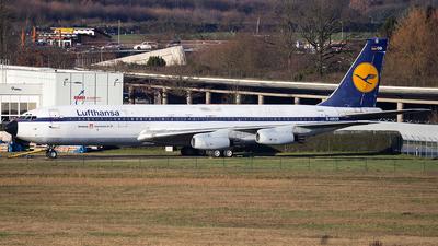 D-ABOB - Boeing 707-430 - Lufthansa