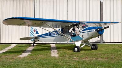 I-COMB - Piper PA-18-95 Super Cub - Aero Club - Padova