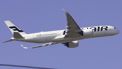 A picture of OHLWN - Airbus A350941 - Finnair - © Spark Liu