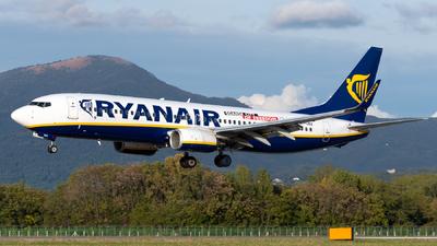 9H-QAX - Boeing 737-8AS - Ryanair (Malta Air)