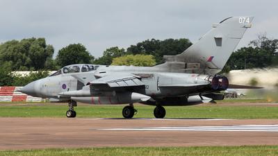 ZA612 - Panavia Tornado GR.4 - United Kingdom - Royal Air Force (RAF)