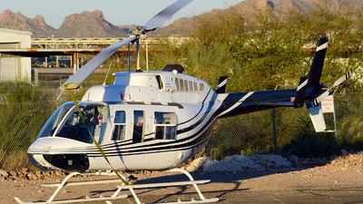 N393S - Bell 206L-1 LongRanger - Private