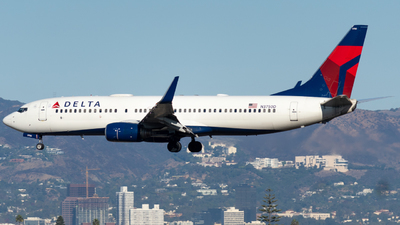 A picture of N3750D - Boeing 737832 - Delta Air Lines - © global_flyer1