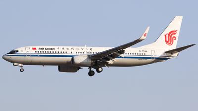 B-7598 - Boeing 737-89L - Air China