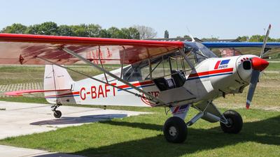 A picture of GBAFT - Piper L21B Super Cub - [185340] - © BaszB