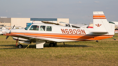 N6809N - Mooney M20G Statesman - Private