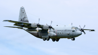 A picture of G781 - Lockheed C130H Hercules -  - © Dutch