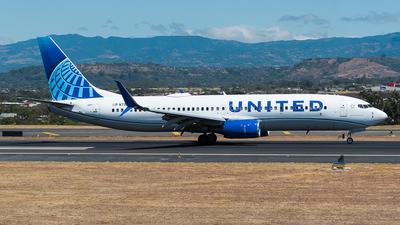 N73283 - Boeing 737-824 - United Airlines