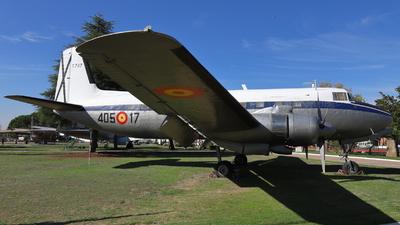 T.7-17 - Casa C-207C Azor - Spain - Air Force