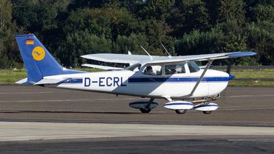 D-ECRL - Reims-Cessna F172L Skyhawk - Private