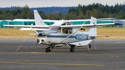 N7462M - Cessna 175 Skylark - Private