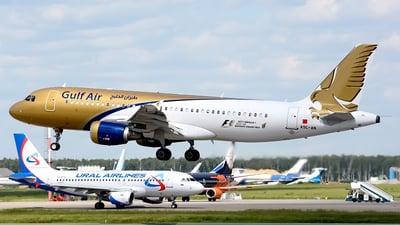 A9C-AN - Airbus A320-214 - Gulf Air