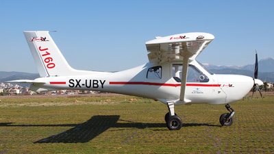 SX-UBY - Jabiru J160 - Private