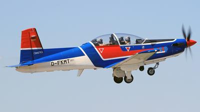 D-FKMT - Pilatus PC-9B - EIS Aircraft