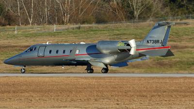 A picture of N738RJ - Learjet 60 - [60409] - © Carlos Barcelo