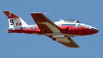 114054 - Canadair CT-114 Tutor - Canada - Royal Canadian Air Force (RCAF)