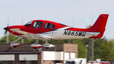 N865MM - Cirrus SR22-GTS G6 Carbon - Cirrus Design Corporation