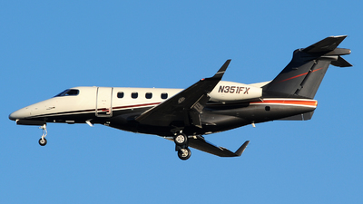 N351FX - Embraer 505 Phenom 300 - Flight Options