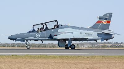 A27-19 - British Aerospace Hawk Mk.127 Lead-In Fighter - Australia - Royal Australian Air Force (RAAF)