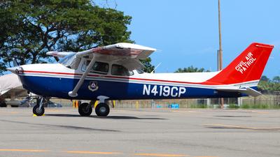 N419CP - Cessna 172S Skyhawk SP - United States - US Air Force Civil Air Patrol
