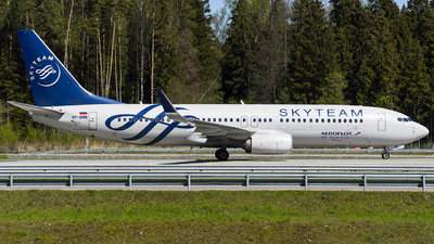 A picture of VPBMB - Boeing 7378LJ - Aeroflot - © Anton  Ryabov