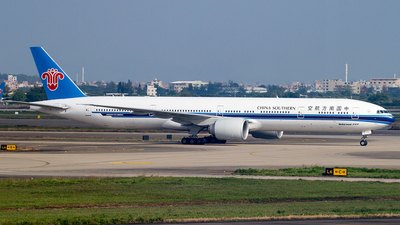 B-2048 - Boeing 777-31B(ER) - China Southern Airlines